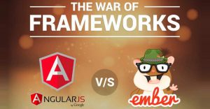 AngularJS Development or Ember.js – Which Framework To Go For? Here's Our Guide