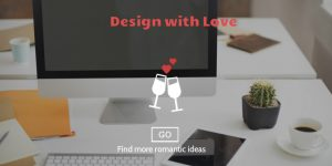 4 Things To keep in Mind While Designing Romantic Website Banners