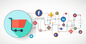 How To Leverage Social Media With Ecommerce Website Development?
