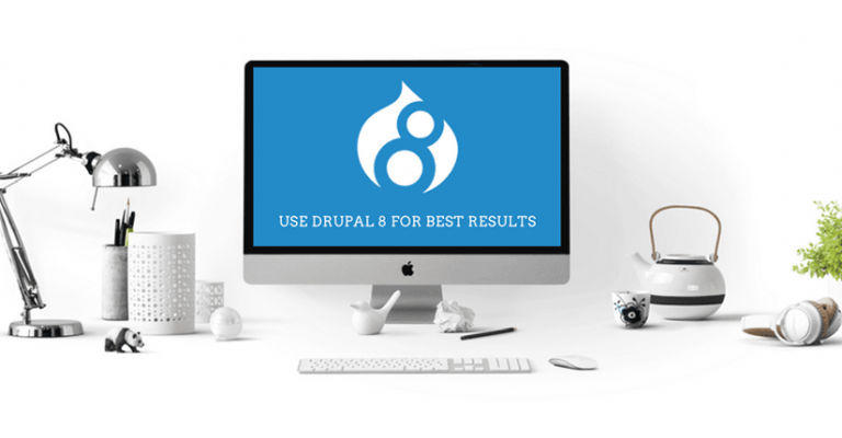 Why You Must Use Drupal 8 In Your Next Website Development