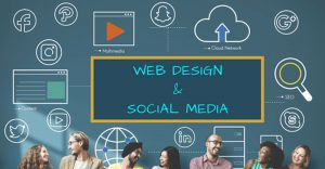 How Web Design and Social Media Can Stimulate Conversion