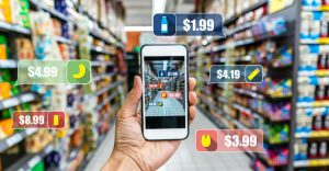 Augmented Reality that shapes E-Commerce App Development and the World