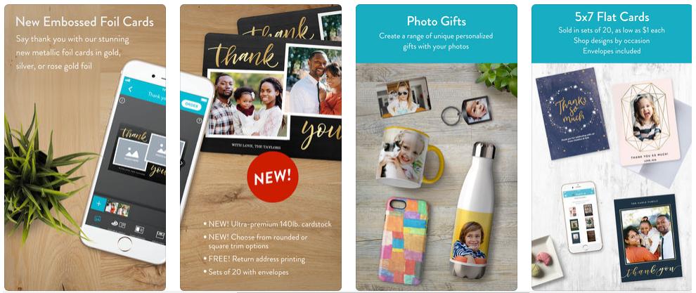 create a photo sharing app snapfish