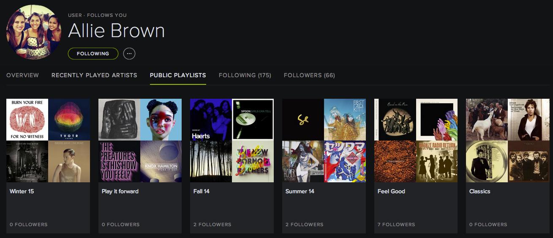 music streaming app development playlist