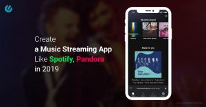 Create A Music Streaming App In 2019 – 9 Step Entrepreneur's Guide
