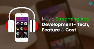 Music Streaming App – Inside Tech, Feature & Cost