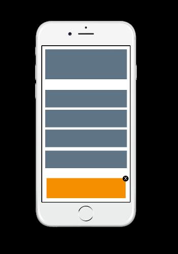 app monetization ideas ads type