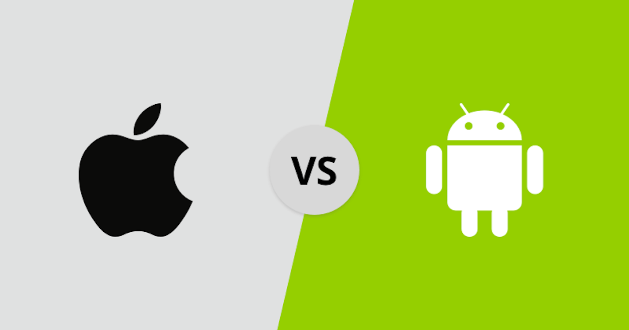 how to create a trading software android vs ios