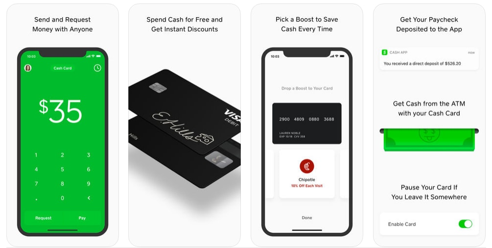 how to make a P2P payment app like Cash App
