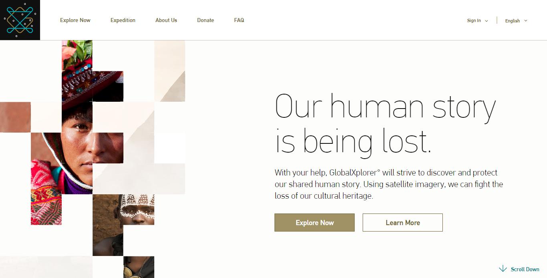 web design trends 2019 Global xplorer