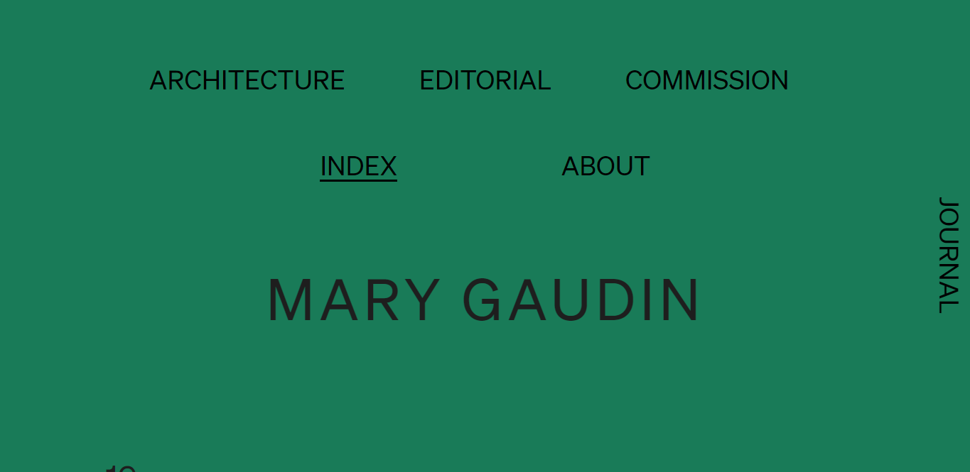 web design trends 2019 Mary Gaudin