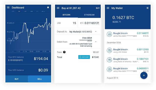 How to make a bitcoin wallet app