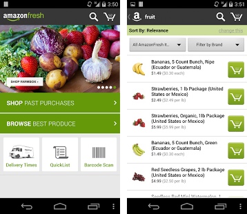 how to build a grocery app like Amazonfresh