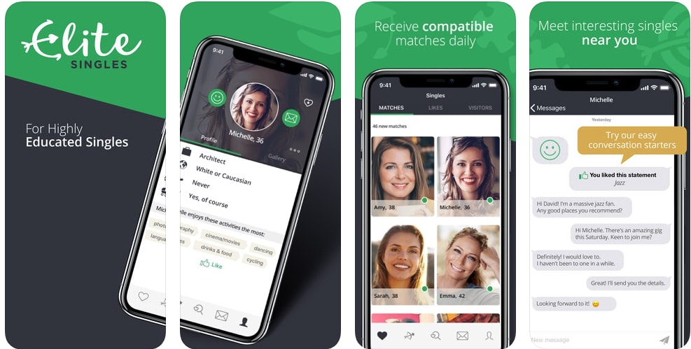 create a dating app like Elite