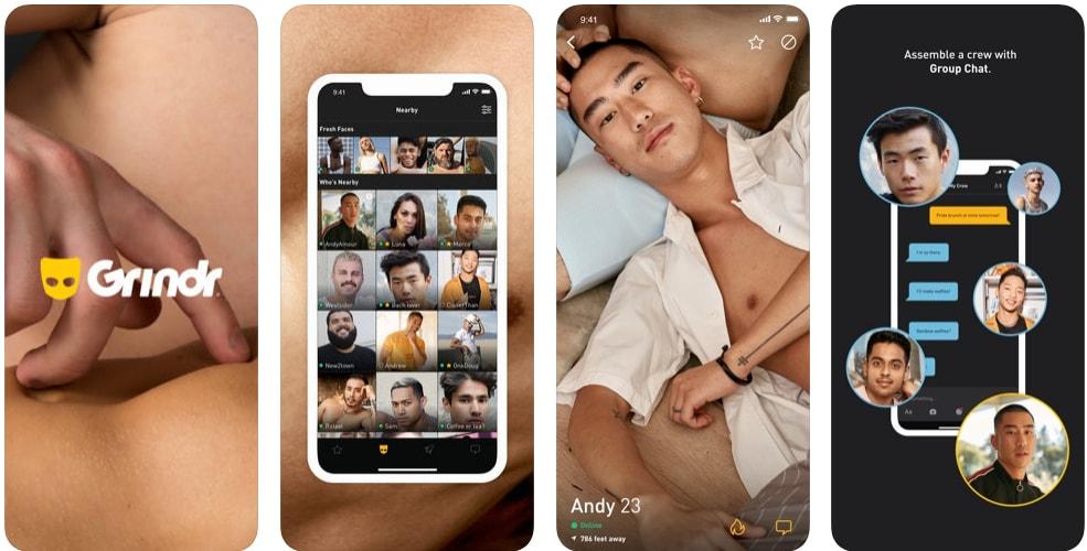 Create a dating app like Grindr