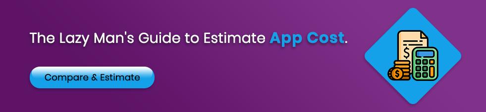 cost of app development breakdown