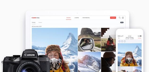 create a photo sharing app