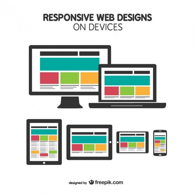 how to redesign a website and make it responsive
