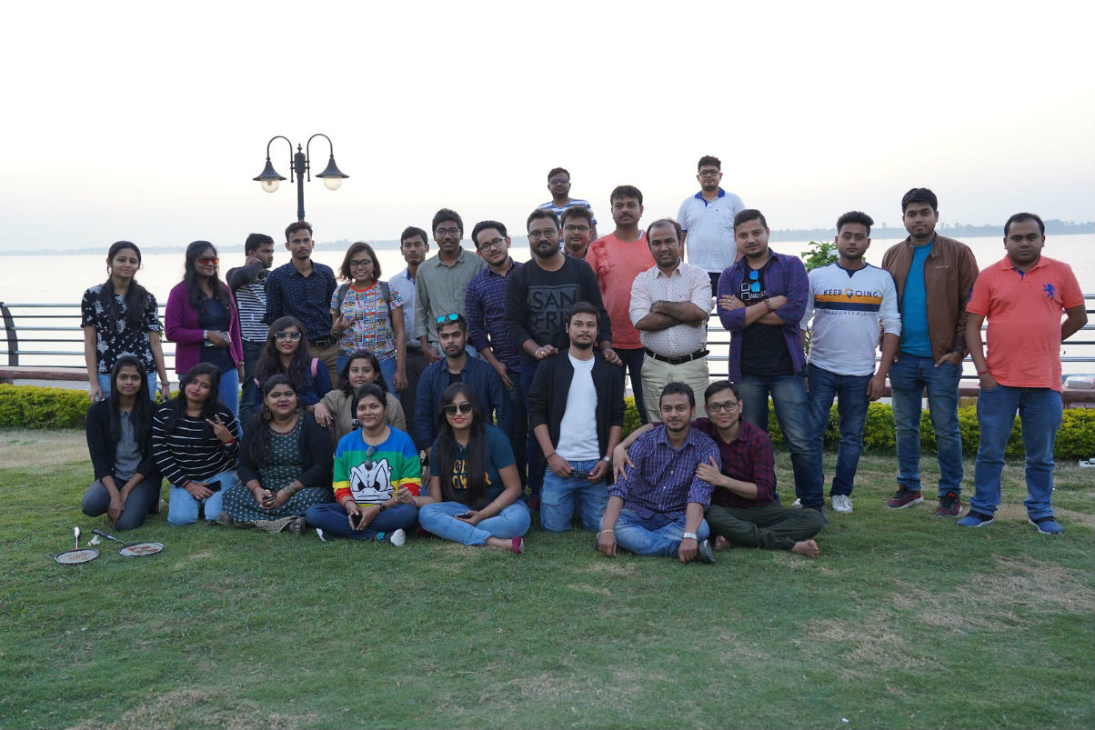 unified infotech team picnic