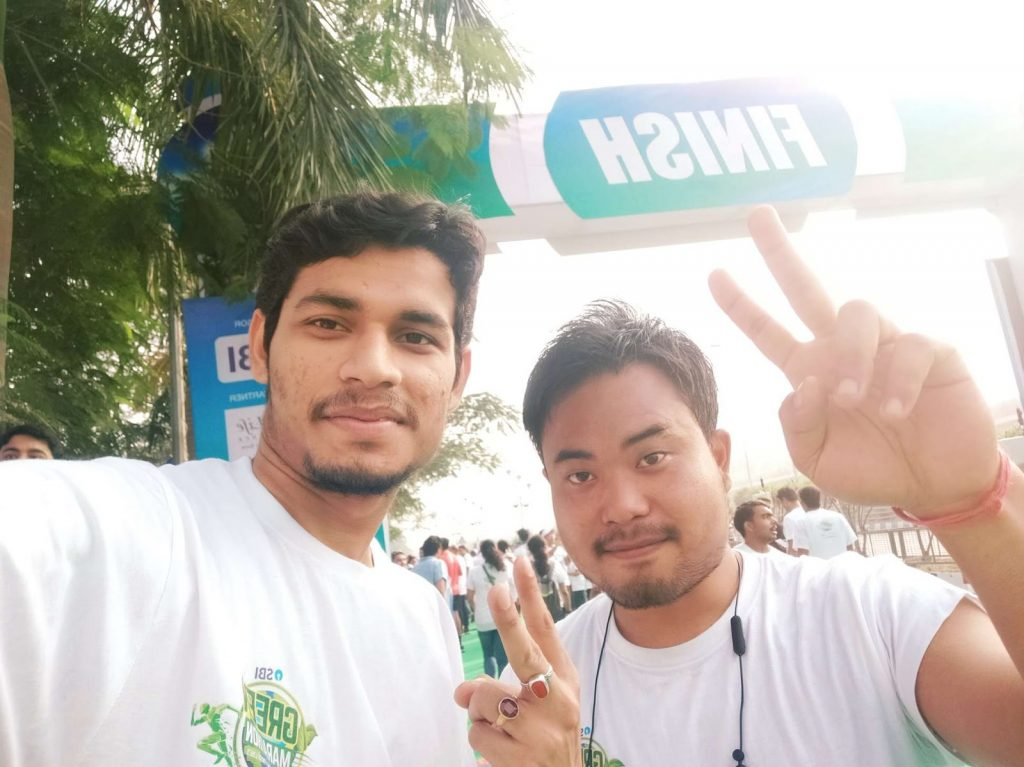 green marathon 1