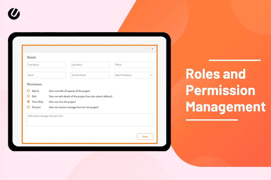 roles and permission management