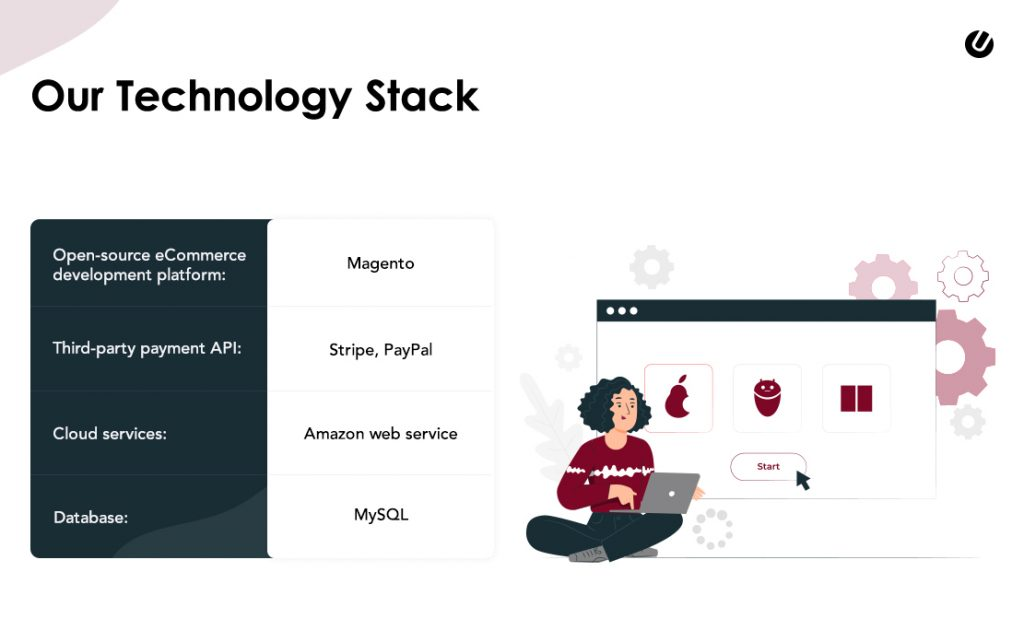 techstack table
