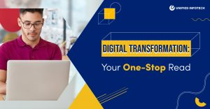 What Is Digital Transformation? [Definition Explained]